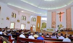Nhà thờ Chánh Tòa Bà Rịa: Giáo hạt Bà Rịa họp mặt học hỏi Năm thánh