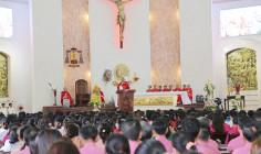 Giáo phận Bà Rịa:  Ban hành giáo Giáo phận mừng kính Thánh Bổn mạng Phêrô và Phaolô