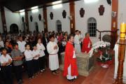 Nhà thờ Mồ Bà Rịa: Giáo xứ Đất Đỏ và GHBL Phước Hải: Hành hương Năm Thánh