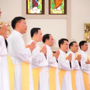 VIDEO: Giáo phận Bà Rịa: Thánh lễ Truyền chức Linh mục