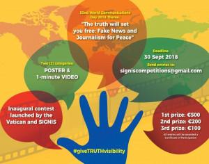 Cuộc thi quốc tế 'video clip 1 phút' và poster cho Ngày Thế giới Truyền Thông xã hội