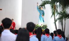 Đền Thánh Bãi Dâu: Đại lễ kính Chân phước Anrê Phú Yên - Bổn mạng Giáo Lý viên Giáo phận