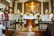 Đan viện Clara: Mừng lễ Thánh Bổn mạng