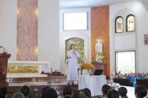 Nhà thờ Chánh Tòa: Giới Hiền mẫu Giáo phận họp mặt mừng lễ Thánh Mônica,Bổn mạng