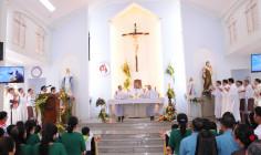 Giáo họ Biệt lập Thanh An: Mừng lễ Mẹ Lên Trời- Bổn mạng Giáo họ