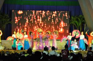 Gx. Vinh Châu: Ban Thánh nhạc Giáo phận Bà Rịa mừng lễ Thánh Giáo hoàng Piô X