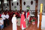 Tin ảnh: Gx. Ngãi Giao và Gx. Sơn Hòa: Hành hương Nhà thờ Mồ