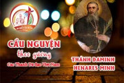Cầu nguyện theo gương các Thánh Tử đạo Việt Nam: THÁNH ĐAMINH HENARES MINH, Giám Mục dòng Đaminh
