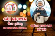 Cầu nguyện theo gương các Thánh Tử đạo Việt Nam:THÁNH VINH SƠN ĐỖ YẾN,  Linh mục Dòng Đaminh
