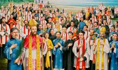 Ðàng Thánh Giá theo chân các Thánh Tử Ðạo Việt Nam