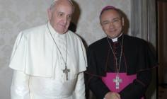 ĐTC Phanxicô bổ nhiệm tân Phụ tá Quốc Vụ Khanh Tòa Thánh