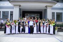 Hội dòng Nữ Đaminh Bà Rịa: Đại lễ hồng ân thánh hiến