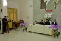 Đức TGM Zalewski -Đại diện Tòa Thánh tại Việt Nam- thăm Tòa TGM Sài Gòn