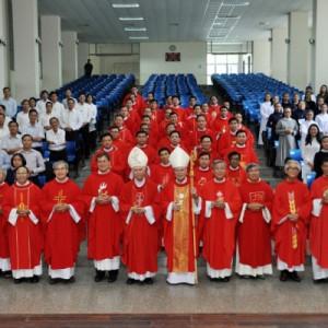 Học viện Công giáo Việt Nam khai giảng năm học 2018-2019