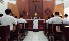 Chủng viện Thánh Tôma - Hải Sơn khai giảng năm học 2018-2019