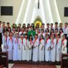 Tin ảnh: Gx. Vinh Trung: Thánh lễ Tuyên hứa Giáo lý viên và Khai mạc Hội thao mừng Bổn Mạng Giới Trẻ