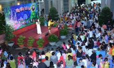 Giáo xứ Chánh Toà Bà Rịa: Giới Thiếu nhi vui Trung Thu 2018