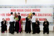 Gp. Mỹ Tho: Chào đón Hội Đồng Giám mục tham dự hội nghị thường niên kỳ II-2018