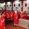 """Linh mục đoàn hai Giáo phận Bà Rịa - Phan Thiết  tĩnh tâm và hành hương Năm Thánh """" Tôn vinh các Thánh Tử đạo Việt Nam"""""""