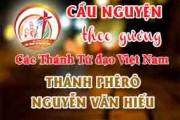 Cầu nguyện theo gương các Thánh Tử đạo Việt Nam:  THÁNH PHÊRÔ NGUYỄN VĂN HIẾU,  Thầy giảng