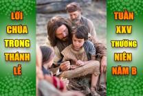 BẢN VĂN BÀI ĐỌC TRONG THÁNH LỄ- TUẦN XXV THƯỜNG NIÊN – NĂM B