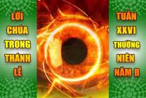 BẢN VĂN BÀI ĐỌC TRONG THÁNH LỄ- TUẦN XXVI THƯỜNG NIÊN – NĂM B