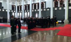 Đại diện Tòa Thánh và HĐGMVN viếng cố Chủ tịch Trần Đại Quang