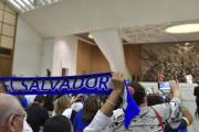 ĐGH tiếp 5 ngàn tín hữu El Salvador
