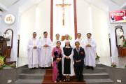 Tin Ảnh: Gx. Hữu Phước:  Thánh lễ Tạ ơn mừng Hồng Ân Vĩnh Khấn của Nữ tu Maria Nguyễn Lệ Băng Tuyền (Dòng Sitô Ajimu Syudoin, Japan)