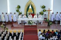 Đền Thánh Bãi Dâu: Thánh lễ kỷ niệm Đức Mẹ hiện ra tại Fatima