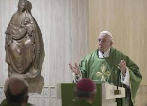 """Đức Thánh Cha: Hãy để ý những """"con quỷ có giáo dục"""", và tinh thần thế gian"""