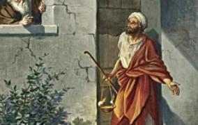 """Đức Thánh Cha: Khi cầu nguyện, hãy """" xông vào quấy rầy"""