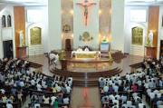 Gx. Chánh Tòa Bà Rịa: Mừng kính Thánh Giáo hoàng Gioan Phaolô II- Bổn mạng Giới trẻ giáo xứ