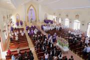 Giáo xứ Phước Bình: Thánh lễ an táng Ông cố Laurensô Ninh Văn Mùi-thân phụ Cha Laurensô Ninh Tú Toàn, OP
