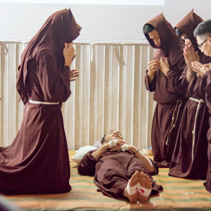 Tin ảnh: Huynh đệ Đoàn Phan sinh miền Bà Rịa mừng lễ Thánh Phanxicô Assisi