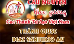 Cầu nguyện theo gương các Thánh Tử đạo Việt Nam: THÁNH GIUSE DIAZ SANJURJO AN Giám Mục dòng Đaminh