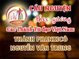 Cầu nguyện theo gương các Thánh Tử đạo Việt Nam: THÁNH PHANXICÔ NGUYỄN VĂN TRUNG Cai đội