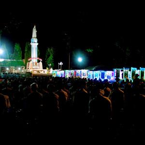 Tin ảnh: Gx. Vinh Châu - Thánh lễ khai mạc Tháng Mân Côi