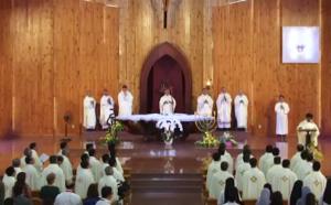 VIDEO: Thánh lễ khai mạc Hội nghị thường niên Caritas VN 2018