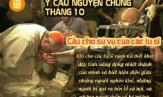 Ý cầu nguyện của ĐTC tháng 10.2018: Cầu nguyện cho các tu sĩ nam nữ