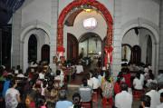 Giáo xứ Hòa Sơn: Hành hương Nhà thờ Mồ Bà Rịa