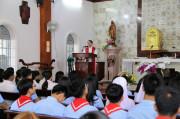 Nhà thờ Mồ Bà Rịa: Giới Trẻ Giáo hạt Bà Rịa hành hương Năm Thánh kính các Thánh Tử đạo Việt Nam