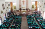 Nhà thờ Chánh Tòa: Caritas Giáo phận họp mặt Năm thánh và Mừng Bổn mạng