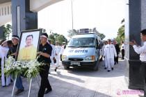 Gx. Vinh Châu: Thánh lễ cầu nguyện cho các mục tử trong giáo phận đã qua đời  và an táng Cha Phêrô Nguyễn Phi Vũ