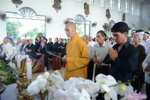 Tin ảnh: Lễ tang Cha Phêrô: Chương trình kính viếng chiều tối ngày 31.10