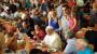 """Gia đình ông Pietro Sigurani và """"nhà hàng cho người nghèo"""""""