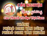 Cầu nguyện theo gương các Thánh Tử đạo Việt Nam: THÁNH PHÊRÔ ĐINH VĂN DŨNG và THÁNH PHÊRÔ ĐINH VĂN THUẦN Ngư phủ