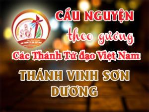 Cầu nguyện theo gương các Thánh Tử đạo Việt Nam: THÁNH VINH SƠN DƯƠNG Thu Thuế