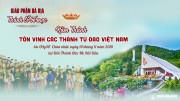 Thánh lễ Bế mạc Năm Thánh Tôn vinh các Thánh Tử đạo Việt Nam