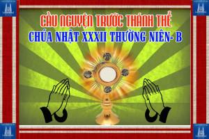 Cầu nguyện trước Thánh Thể- Ngày 11.11.2018 – Chúa nhật XXXII Thường niên – Mc 12,38-44